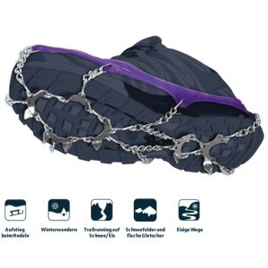 Crampones Snowline Chainsen Light